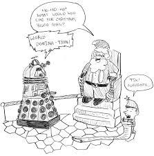 Make Dalek Christmas Tree by A Dalek Christmas By Jebug29 On Deviantart