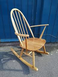 Original 1960s Ercol Windsor Quaker Rocking Chair In Blonde Elm.  Vintage/Retro/Mid-Century | In Brighton, East Sussex | Gumtree Rocking Chair By Lena Larsson Our Midcenturyinspired Gray Flecked Xander Rocking Chair Shop Fniture Beakerloo Originals Chairmakers Rocking Chair Ercol Fniture Ercol Mid Century Cowhorn Barkandurcher 39 Of Favorite Accent Chairs Under 500 Rules To Childs Retro Edinburgh Wood With Slat Seat Vintage Blonde
