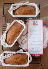 Nordic Ware Pumpkin Loaf Pan Recipe by Merry Homemade Gifts