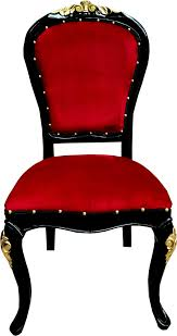 casa padrino barock luxus esszimmer stuhl bordeaux schwarz gold luxus hotel möbel barock möbel
