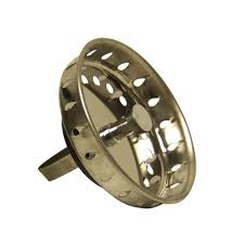 Home Depot Bar Sink Strainer by Glacier Bay Replacement Strainer Basket With Spring Clip
