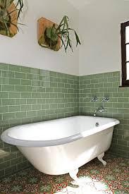 carrelage salle de bain metro les 25 meilleures idées de la catégorie carrelage de métro vert