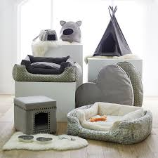 Pottery Barn Dog Bed northfield canvas pet teepee pbteen