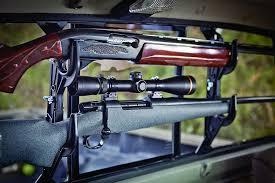 100 Gun Racks For Trucks Amazoncom Allen Company Molded Rack For Holds