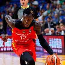 BasketballSupercup Deutschland Unterliegt Türkei Dennis Schröder