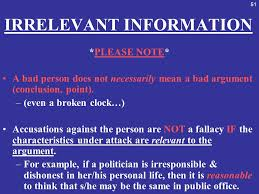 Special Pleading Stacking The Deck Fallacy by Errare Humanum Est To Err Is Human Ppt Download