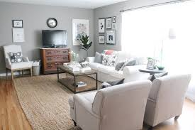 Modern Meets Traditional Living Room Refresh