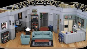 Significant Shrinkage: You Can Now Buy A Tiny Replica Of The ... Real Life Jerry Seinfelds Apartment Only In Reel Video Seinfeldwad Jerrys A Doom Ii Wad Wads Mods Seinfeld Replica Nyc Door Inhabitat Green Design For Ultimate Fans An Exact Mini Replica Of His Hulu Built A Faithful Creation Of Apartment But Had This Photo Reveals Neverbeforeseen Fourth Wall Vox Pop Up Fans Reminisce Onic Tv The Opens West Hollywood Abc7com What Nycs Most Famous Fictional Apartments Would Cost In