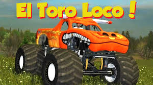 Farming Simulator 2015 - El Toro Loco Monster Truck - Mod Squad ... Mobil Super Ekstrim Monster Truck Simulator For Android Apk Download Monster Truck Jam V20 Ls 2015 Farming Simulator 2019 2017 Free Racing Game 3d Driving 1mobilecom Drive Simulation Pull Games In Tap 15 Rc Offroad 143 Energy Skin American Mod Ats 6x6 Free Download Of Version Impossible Tracks
