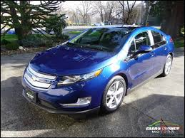 Chevy Volt For Sale Ebay