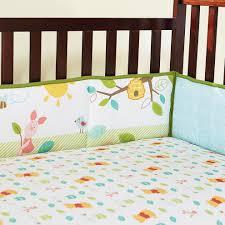 Winnie The Pooh Nursery Decor Uk by Winnie The Pooh Crib Bedding Fabric Timeless Winnie The Pooh