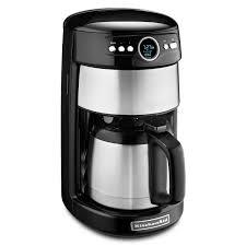 KitchenAidR 12 Cup Glass Carafe Coffee Maker KCM1202OB