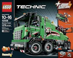 100 Food Service Trucks For Sale Amazoncom LEGO Technic 42008 Truck Toys Games