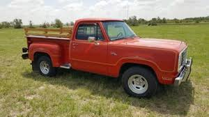 1978 Dodge D/W Truck Classics For Sale - Classics On Autotrader
