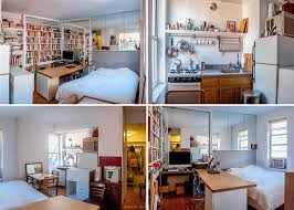 Sqft 300 Swell New York Citys 14 Most Famous Micro Apartments Curbed Ny Home Decorationing Ideas Aceitepimientacom