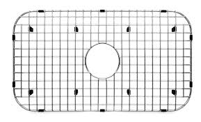Stainless Steel Sink Grid 24 X 12 by 60 40 Sink Grid Wayfair