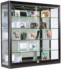 led wall display cabinet 10