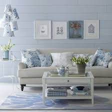 blue living room ideas cosy blue living room small living