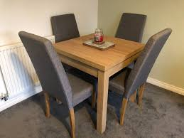 Next Malvern Extendable Dining Table & Chairs Vintage Retro 1950s Chrome Grayyellow Ding Kitchen Table Interior Of An Old House Cluding Two Chairs And A Kitchen Lovely Ding Table 4 Solid Oak Extendable In Grantham Lincolnshire Gumtree Tables And Chair Sets Millennium Old World 7pc Chairs Luxury Weird Restoring Themes Of Homes Dwell Eiffel Style With 1920 Antique Uberraschend Wooden Best Room The Brick Fniture Company