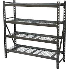 Edsal Metal Storage Cabinets by Industrial Steel Shelving Racks Steel Shelving Storage