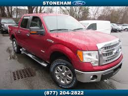 2014 Used Ford F-150 4WD SuperCrew At Stoneham Ford Serving Stoneham ... 2013 Ford F150 Supercrew Ecoboost King Ranch 4x4 First Drive Limited Autoblog Most American Truck Tops Lists Again With The 2014 Raptor Hd Wallpapers Pictures Of Cars These I Used Xlt At Rev Motors Serving Portland Iid 17972377 Lariat Chrome Pkg Crew Cab Navigation Fx2 Tremor Wnavigation Saw Mill Auto Review Adds Sporty Looks To A Powerful Naias Special Edition Live Photos Super Duty F250 Srw 4wd 156 Vs Chevy Silverado Appleton Wi