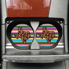 100 Texan Truck Accessories Cheetah Texas Serape Travel Coasters Coasters For Your Car