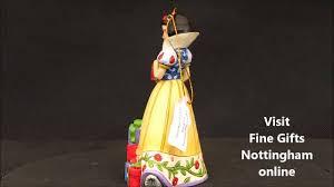 Jim Shore Halloween Disney by Snow White Hanging Ornament Disney Traditions Jim Shore A9046