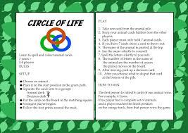 Board Game Circle Of Life Rule Set 3