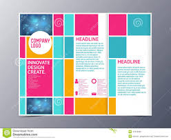 Adorable Tri Fold Poster Template And Awesome Ideas Of Abstract Colorful Brochure Design Vector Posters 18