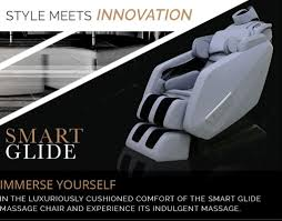 Massage Pads For Chairs Australia by Buy Black Smart Glide Massage Chair Online Australia Intouch