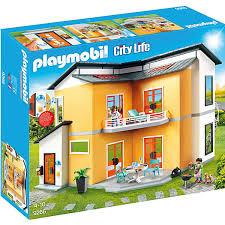 playmobil 9266 modernes wohnhaus playmobil city