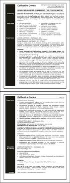 HR Generalist Sample Resume - ResumePowerResumePower