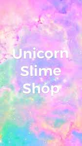 Unicorn Slime Shops Photo
