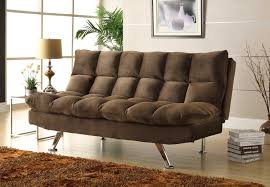 Lexington Sofa Bed Target by Homelegance Jazz Click Clack Sofa Bed Chocolate Textured Plush