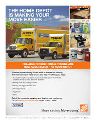 100 Home Depot Penske Truck Rental The Home Depot Is MakinG Your Move Easier