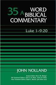 Word Biblical Commentary Vol 35a Luke 11 920 John Nolland 9780849902345 Amazon Books