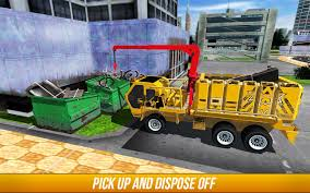 Garbage Truck Simulator City Cleaner 1.0.1 APK Download - Android ... Download Garbage Dump Truck Simulator Apk Latest Version Game For Real 12 Android Simulation Game Truck Simulator 3d Iranapps Trash Apk Best 2018 Amazoncom 2017 City Driver 3d I Played A Video 30 Hours And Have Never Videos For Children L Off Road Pro V13 Mod Money Games Blocky Sim 1mobilecom 2015 22mod The Escapist