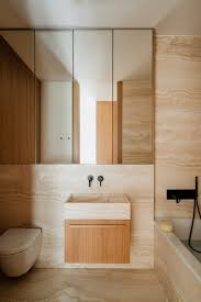 thirty bathrooms by architects including concrete and