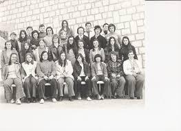 photo de classe 3e college du mont d or de 1974 collège le mont d