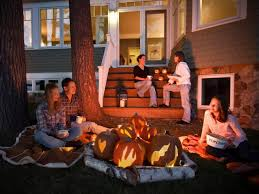 Outdoor Halloween Decorations Diy by 46 Charming And Eerie Diy Outdoor Halloween Decorations That Are