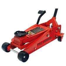 Trolley Jack Vs Floor Jack by Big Red 3 Ton Steel Floor Jack T83002 The Home Depot