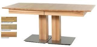 alteo massivholztisch ausziehbar esstisch massiv