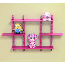 Home Depot Decorative Shelves by Megahome Wall Mounted Decorative Shelf In Purple Rvvio179 The