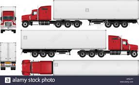 Big Truck With Trailer Vector Template. Semi Truck Isolated On White ... Semi Truck Outline Drawing Vector Squad Blog Semi Truck Outline On White Background Stock Art Svg Filetruck Cutting Templatevector Clip For American Semitruck Photo Illustration Image 2035445 Stockunlimited Black And White Orangiausa At Getdrawingscom Free Personal Use Cartoon Transport Dump Stock Vector Of Business Cstruction Red Big Rig Cab Lazttweet Clkercom Clip Art Online Trailers Transportation Goods