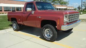 100 4x4 Chevy Trucks For Sale 1977 Chevrolet Silverado T217 St Charles 2011