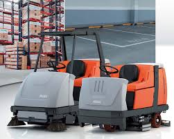 Commercial Floor Scrubbers Australia by Scrubmaster B310 R Industrial Ride On Floor Scrubber Or Scrubber