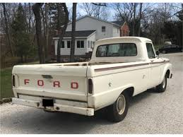 1964 Ford F100 For Sale | ClassicCars.com | CC-972750 1964 Ford F100 For Sale Near Cadillac Michigan 49601 Classics On 1994 F150 Truck Flatbed Pickup Truck Item G4727 Sold Sep Sale Classiccarscom Cc972750 Patina Slammed Not Bagged Hot Rod Rat Shop Pickup Cc593652 1963 Ford F250 Youtube A 1970 Awd Mustang Convertible Is The Latest Incredible Barn Custom Cab Like New Nicest One In North Carolina Cc1070463 84571 Mcg