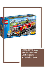 LEGO® CITY® Airport Fire Truck With Two Minifigures And Accessories ... Lego Technic Airport Rescue Vehicle 42068 Toys R Us Canada Amazoncom City Great Vehicles 60061 Fire Truck Station Remake Legocom Lego Set 7891 In Bury St Edmunds Suffolk Gumtree Cobi Minifig 420 Pieces Brick Forces Pley Buy Or Rent The Coolest Airport Fire Truck Youtube Series Factory Sealed With 148 Traffic 2014 Bricksfirst Itructions Best 2018