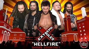 WWE: Extreme Rules 2017 Official Song ||