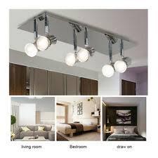 light led decken le design deckenleuchte wohnzimmer decken strahler 6 flammig gu10 home furniture diy itkart org